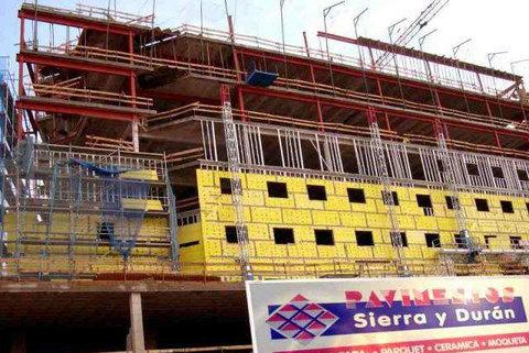 Sierra y Duran - Hotel AC, Oviedo - Sierra y Durán Pavimentos
