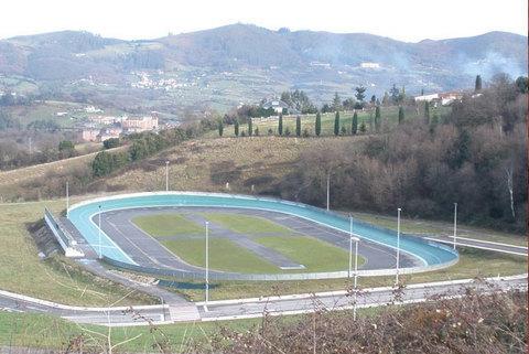 Sierra y Duran - Jesús Martínez, Velódromo de Oviedo - Sierra y Durán Pavimentos