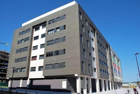 Sierra y Duran - C. Los Campos, Roces (Edificio Aura) - Sierra y Durán Pavimentos